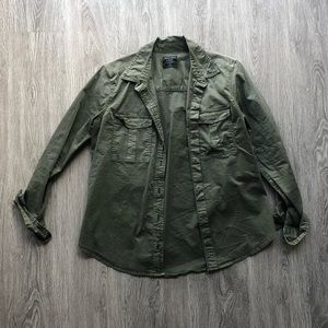 Abercrombie & Fitch Utility Shirt/Jacket